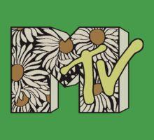 MTV Logo (Daisy) Kids Clothes