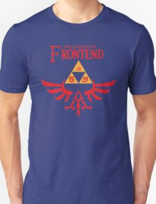 The Legend of Frontend T-Shirt