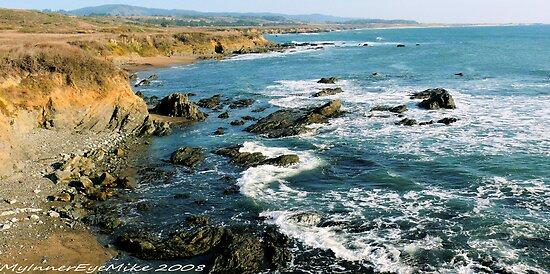 #563  California Coastline by MyInnereyeMike