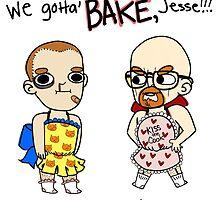 We Gotta Bake Jesse! by Candy2Coated
