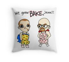 We Gotta Bake Jesse! Throw Pillow