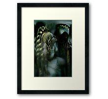 Goddess of Femininity Framed Print