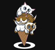 Kitten Cone Kids Clothes