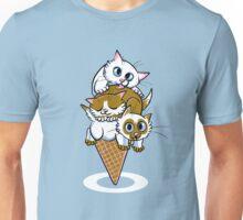 Kitten Cone Unisex T-Shirt