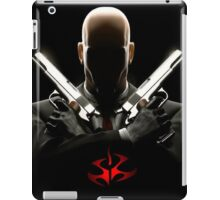 Hitman Dual Wield Guns iPad Case/Skin