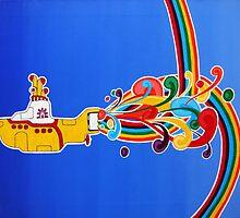 beatles: yellow submarine by mrminorr