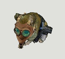 Giant Version  Mouse in gas mask T-Shirt