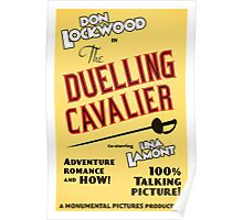 "Singin' in the Rain - ""The Duelling Cavalier"" (Revisited) Poster"