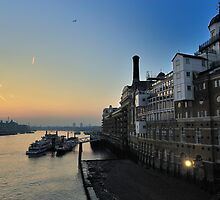 Butlers Wharf by Lea Valley Photographic