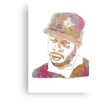 J Dilla Marble Effect Canvas Print