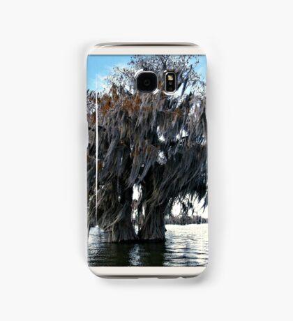 Double Cypress Samsung Galaxy Case/Skin