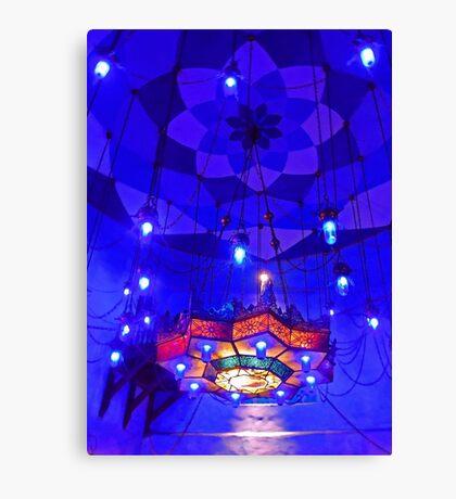 Arabian Lights Canvas Print