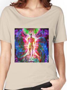 """""""The matrix """" Women's Relaxed Fit T-Shirt"""