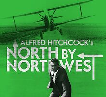 Alfred Hitchcock's North by Northwest by Sam Novak