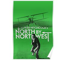 Alfred Hitchcock's North by Northwest Poster