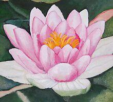 Pru's Lily by Lynne Kells (earthangel)