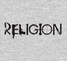 Religion Small One Piece - Long Sleeve