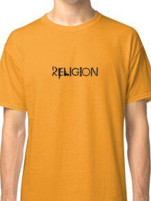 Religion Small Classic T-Shirt