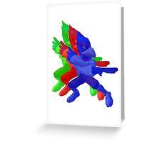 FALCO PRINT Greeting Card