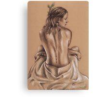Marian Canvas Print