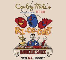 COWBOY MIKE'S BBQ SAUCE Unisex T-Shirt