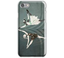 Les cygnes iPhone Case/Skin