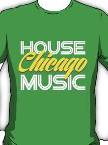 Chicago House Music T-Shirt