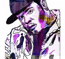 Funky DL (Purple) by jlillustration
