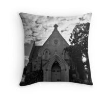 Welcome... Throw Pillow