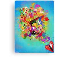Awesome Shizzle Canvas Print