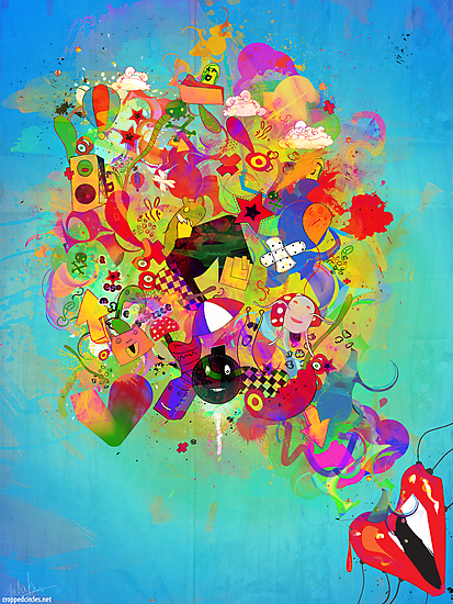Awesome Shizzle by Archan Nair