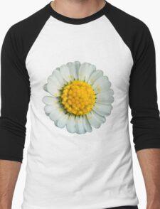 Big daisy  Men's Baseball ¾ T-Shirt