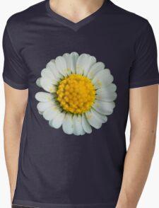 Big daisy  Mens V-Neck T-Shirt