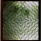 Chinese Window Screen by Keith Richardson