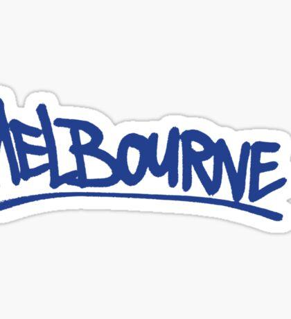 Tag Me Melbourne Sticker