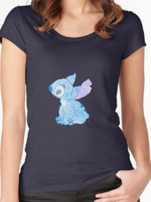 Stitch! Women's Fitted Scoop T-Shirt