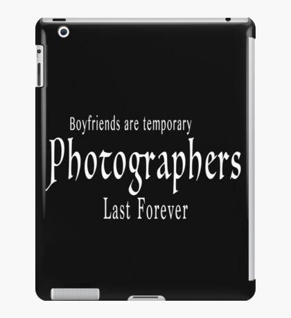Boyfriends wht iPad Case/Skin