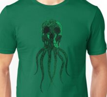 OCTOSKULL - GREEN Unisex T-Shirt
