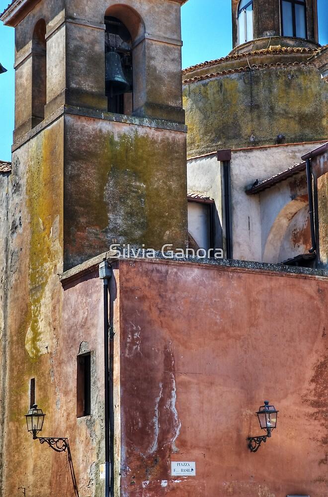 Church detail by Silvia Ganora