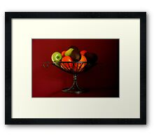 Fruit Still 2 Framed Print