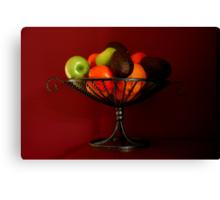 Fruit Still 2 Canvas Print
