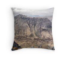 Buachaille Etive Beag Throw Pillow