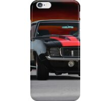 1969 Camaro Z/28  iPhone Case/Skin