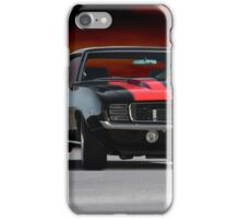 1969 Camaro Z/28  iPhone Case/Skin