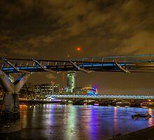 Millennium Bridge by Colin Powell