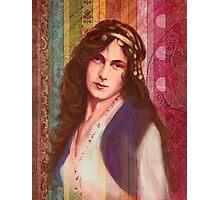 Gypsy Rose Photographic Print