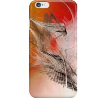 Mercury In Aries - Cardinal Fire iPhone Case/Skin