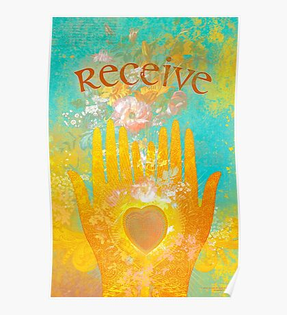Receive Poster