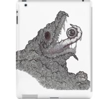 Psychedelic Demon iPad Case/Skin