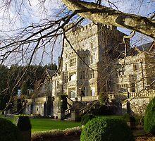 Hatley Castle by TJLewisPhoto